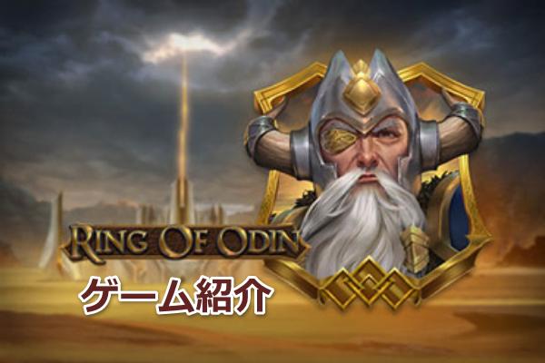 RING OF ODIN ゲーム紹介